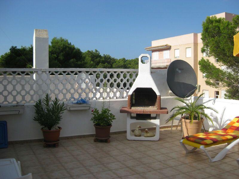Sommerküche Waschbecken : Mallorca cala ratjada wohnung 040 mit dachterrasse zentral und